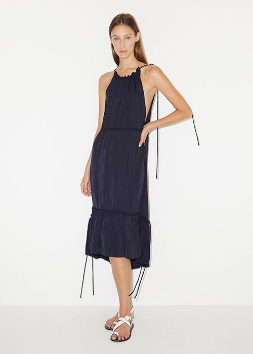 BY MALENE BIRGER BLUE DRESS