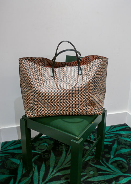 BY MALENE BIRGER PRINTED BAG