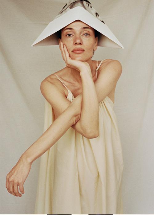 AERON YELLOW DRESS