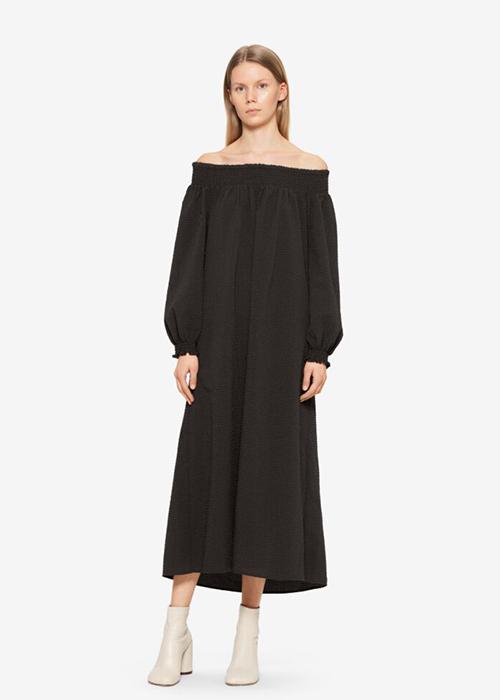 BAUM UND PFERDGARTEN BLACK DRESS