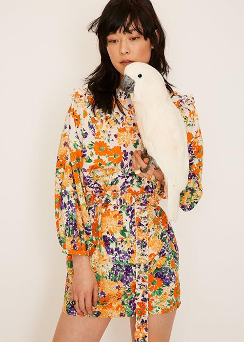 ROSEANNA FLOWER DRESS