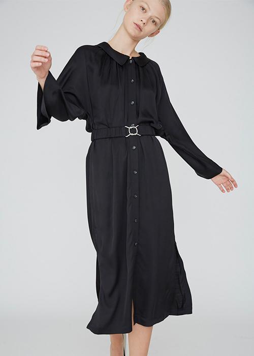 DESIGNERS REMIX BLACK DRESS
